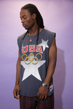 Load image into Gallery viewer, USA Olympics Muscle Tee