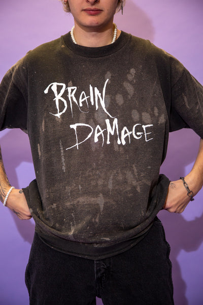 Pink Floyd Brain Damage Tee