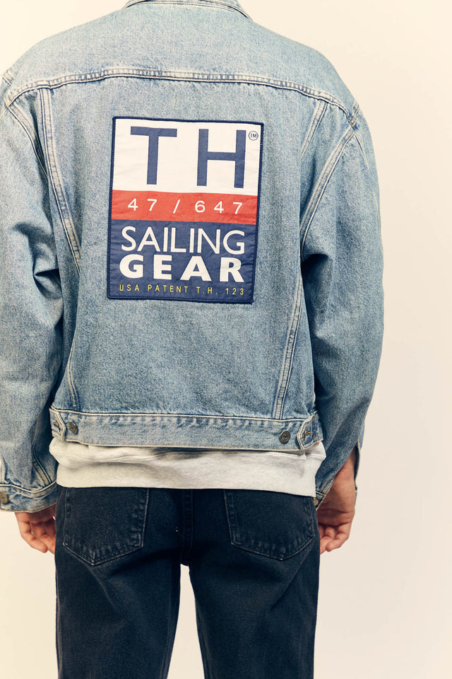 Tommy Sailing Gear Denim Jacket