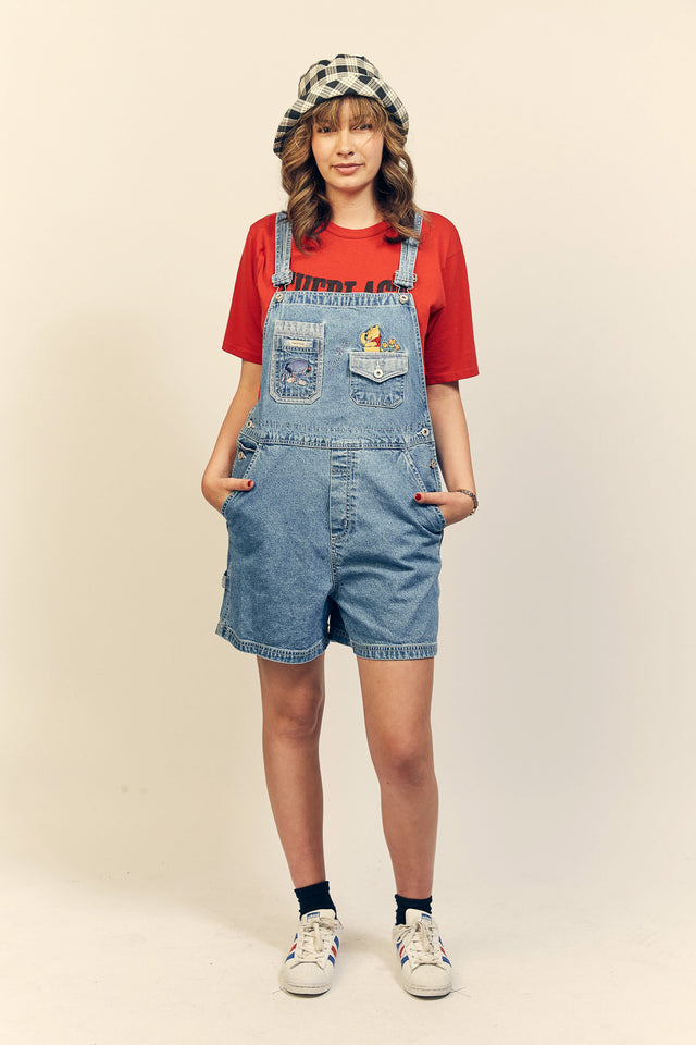 Pooh & Friends Overalls