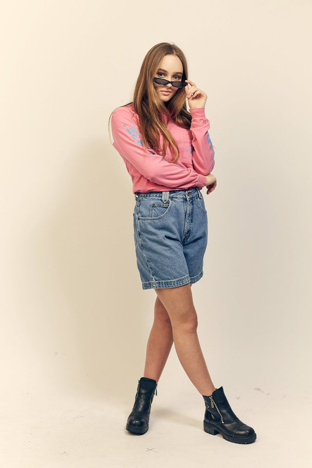 Kelsey Denim Shorts