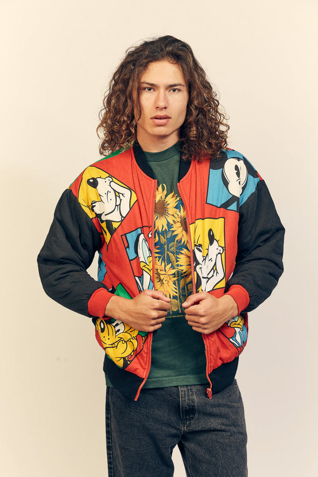 Mickey Reversible Bomber