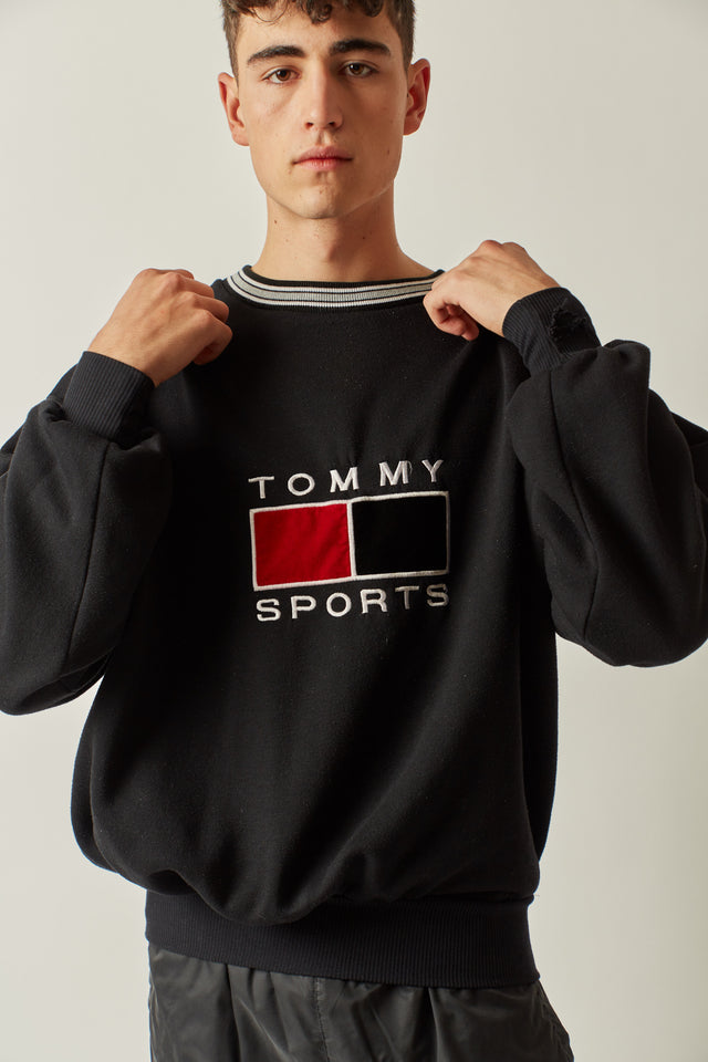 Bootleg Tommy Sweater