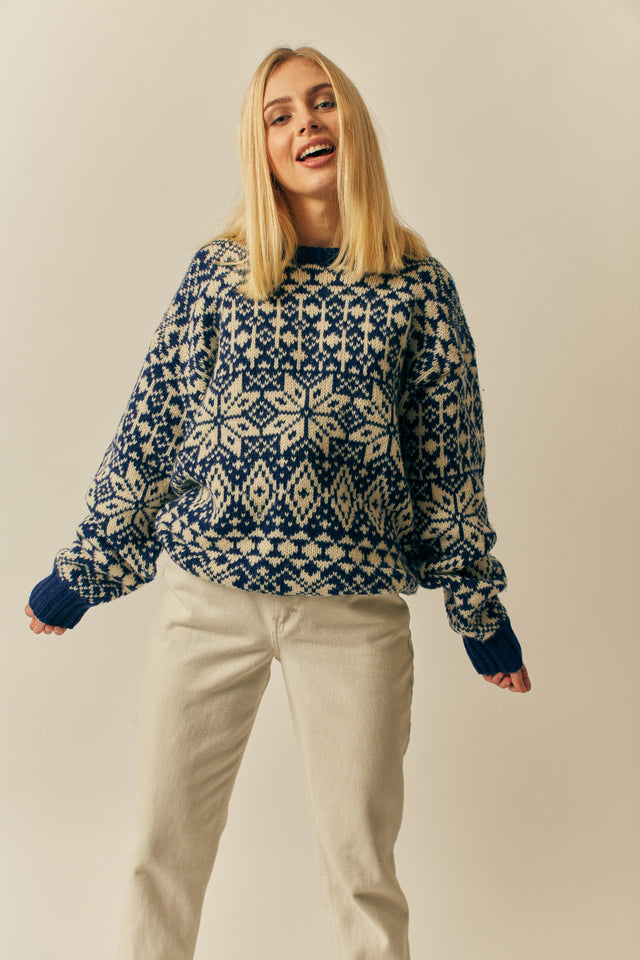 Mysigt Wool Sweater