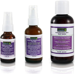 Sensitive Skin TRIO ( For Blemish Prone & Sensitive Skin Types)