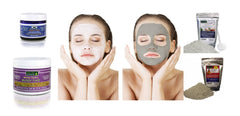 Facial & Bath Clays / Facial Masks & Treatments