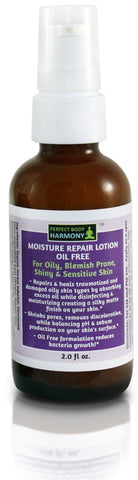 Sensitive Skin Oil Free Repair Lotion  - 75% Organic