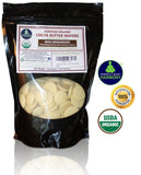 Certified Organic Raw Cocoa Butter - Non Deodorized Wafer Chips