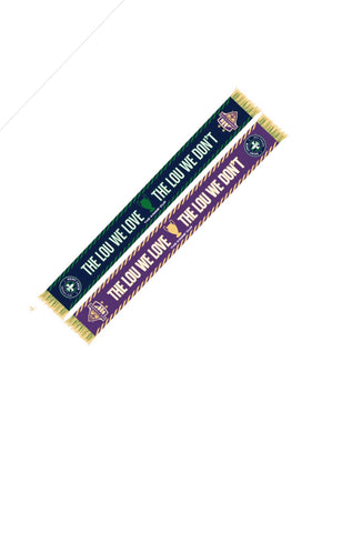 Kings' Cup Scarf - Louisville City Supporters