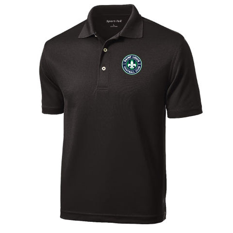 STLFC Embroidered Logo Polo