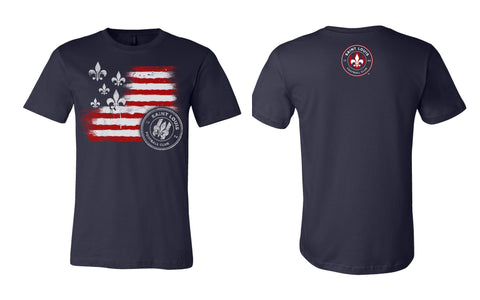 STLFC Fleur Of July T-Shirt