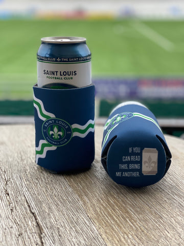 STLFC City Flag Design Koosies