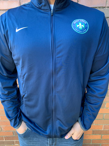 STLFC NIKE Men's Full Zip Track Jacket