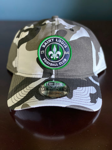 STLFC Primary Logo Camouflage Hat