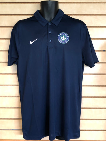 STLFC NIKE Dri Fit Polo