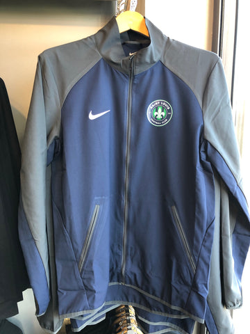 NIKE Full Zip  Jacket (Navy) - Primary FC Logo