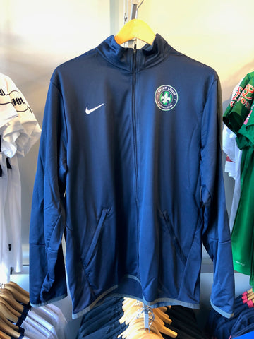 NIKE - Men's EPIC Track Jacket - Navy