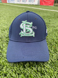 "New Era 3930 STL ""FC"" Logo Hat"