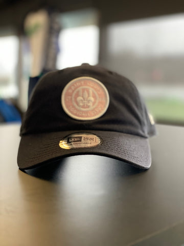 STLFC Navy New Era 920 Hat w/Pink Logo