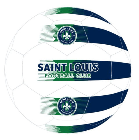 STLFC Logo Mini Soccer Ball