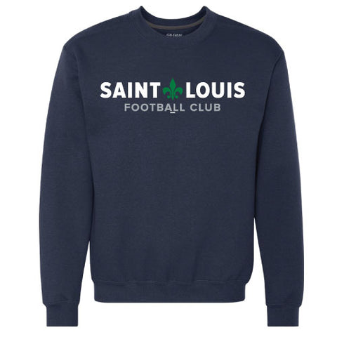 STLFC Wordmark Crewneck Sweatshirt