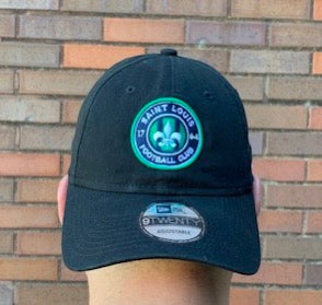 New Era STLFC Logo Adjustable Hat
