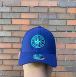 New Era 3930 STLFC Logo Hat - NAVY