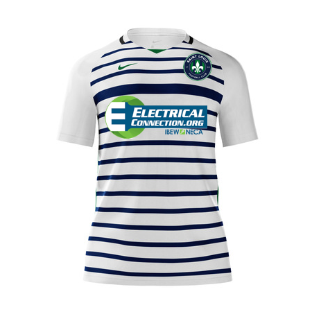 STLFC 2020 Authentic Youth White Kit