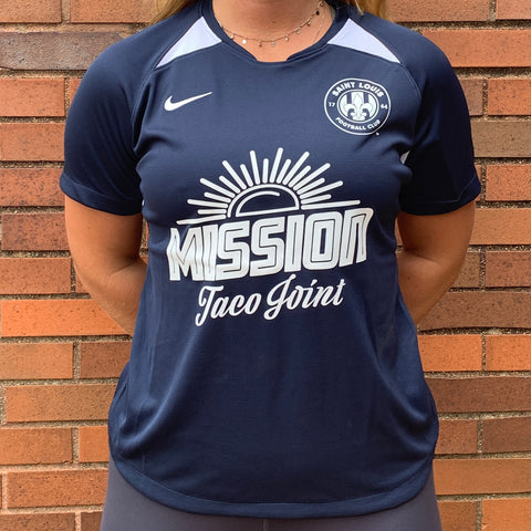 Women's NIKE Mission Taco Jersey