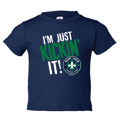 STLFC Kickin' It T-Shirt - Toddler Sizes!
