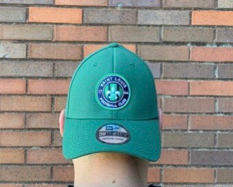 New Era 3930 STLFC Logo Hat - Green