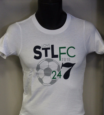 Youth LOVE STLFC 24/7 - White