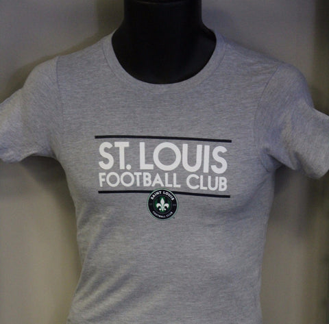 Youth Grey STLFC Tee
