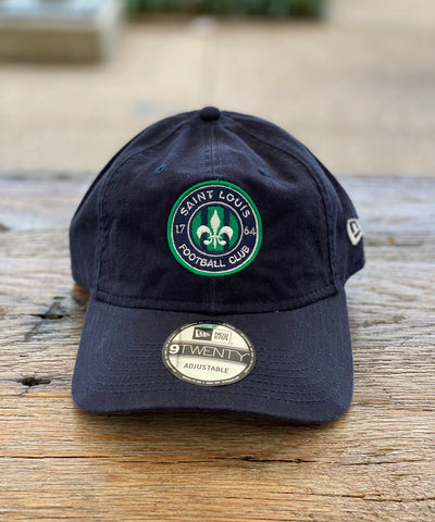STLFC Primary Logo New Era 920 Hat - Navy