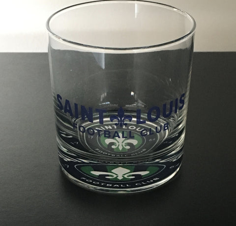 STLFC Rocks Glass