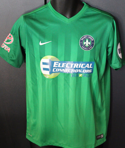 Youth STLFC 2017 Primary Jersey--Green