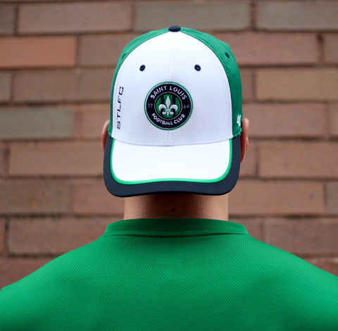 STLFC White/Green Hat