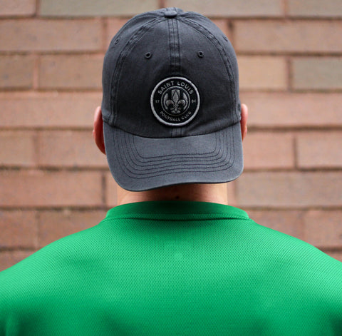 STLFC Gray Fitted Hat