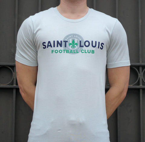 STLFC 2017 White USL Shirt - Men's