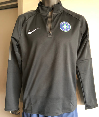 STLFC Primary Logo 1/4 Zip