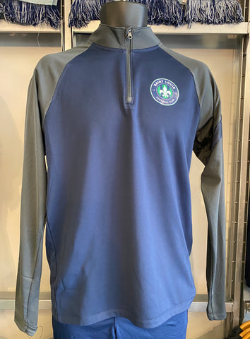 STLFC NIKE Mission Taco 1/4 Zip Pullover