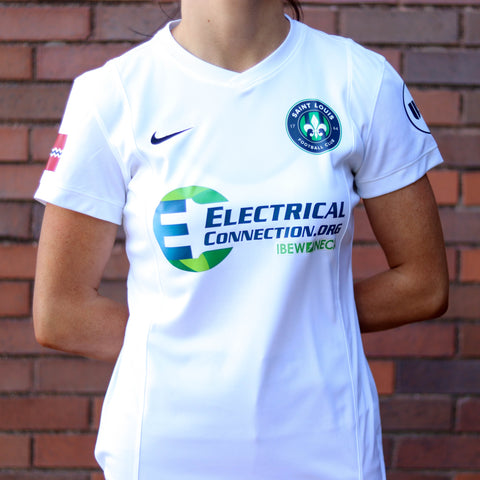STLFC 2016 White Secondary Kit - Women's