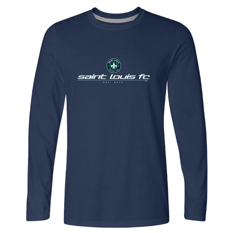STLFC Wordmark Long Sleeve Shirt