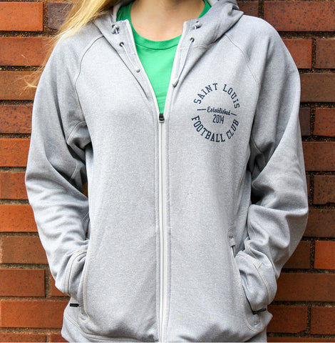 STLFC 2016 EST. 2014 Jacket Gray- Womens