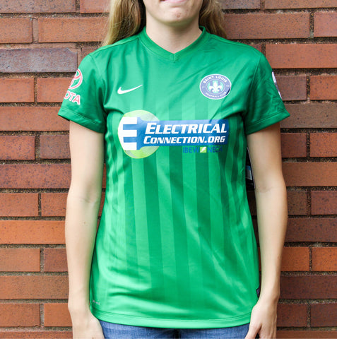 STLFC 2017 Green Primary Kit - Women's