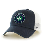 STLFC Navy Fitted Hat