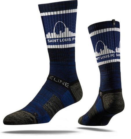 Strideline Crew Socks - Arch Design
