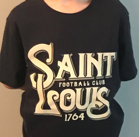 STLFC Navy 1764 Shirt - Youth