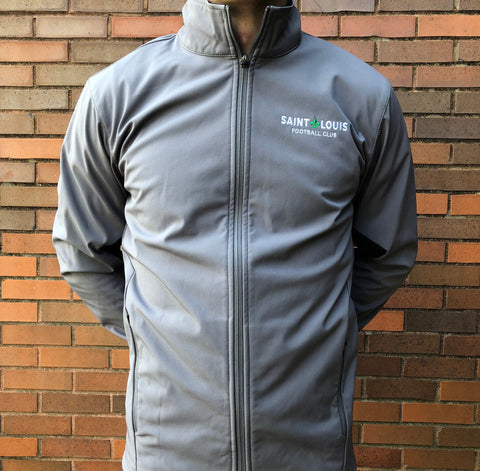 STLFC Grey Jacket - Men's