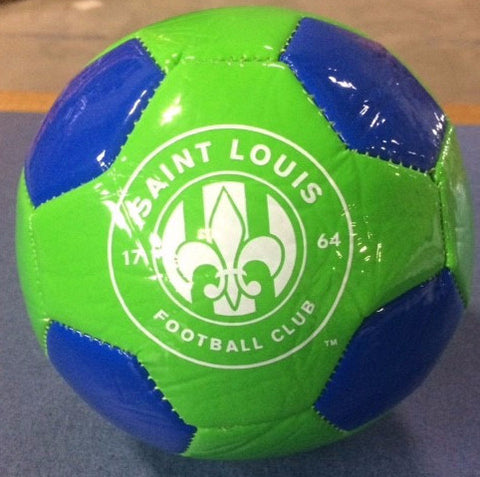 STLFC Size 1 Mini Soccer Ball